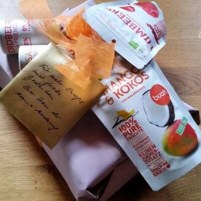 Geschenk von buah