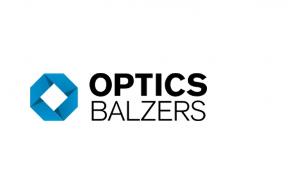 Optics Balzers Logo Kleiner